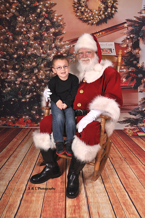 Woodlee's Santa Pictures
